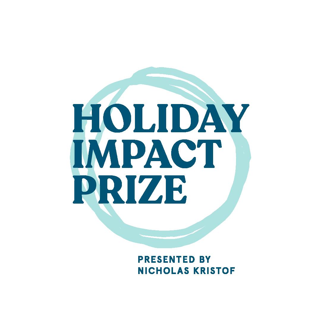 Kristof Holiday Impact Prize